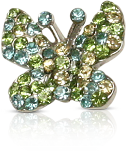Butterfly green (small)