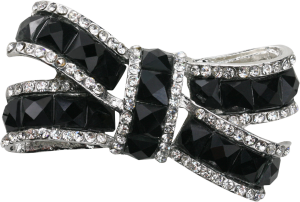 SQUARE DIAMOND BOW