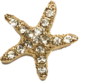 star fish gold