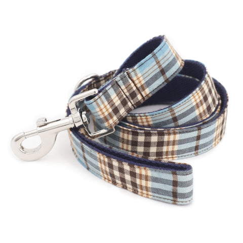 Blue Plaid Set - Sniff & Bark