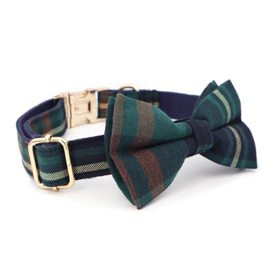 Gentleman Bow Tie Collar - Sniff & Bark