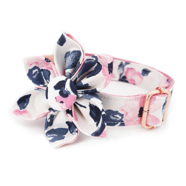 Ivy Flower Collar - Sniff & Bark