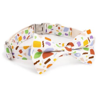 Jelly Beans Bow Tie Collar - Sniff & Bark