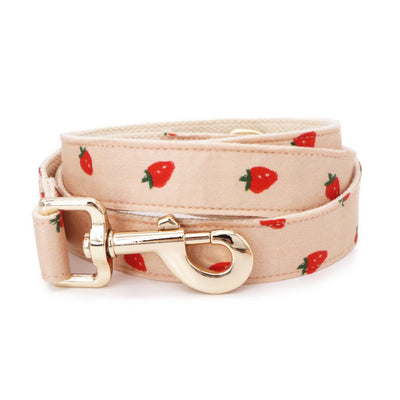 Strawberry Leash - Sniff & Bark