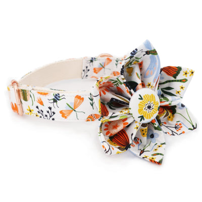 Tea Party Flower Collar - Sniff & Bark