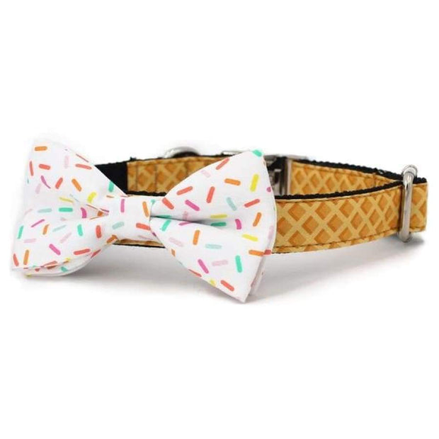 Waffle Bow Tie Collar - Sniff & Bark
