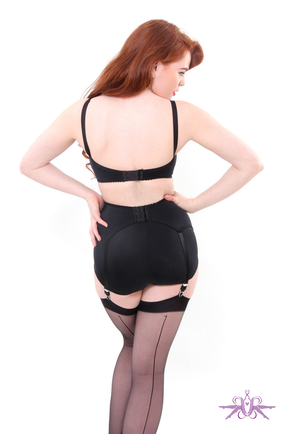 The latest 'What Katie Did' Suspender Belts