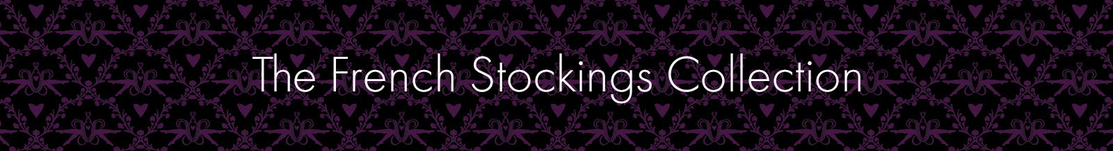 Luxury French stockings from Mayfair Stockings