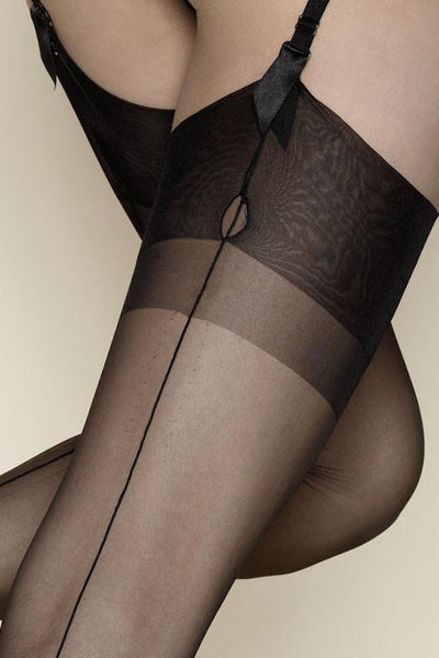 Gerbe Carnation Fully Fashioned FFS Stockings