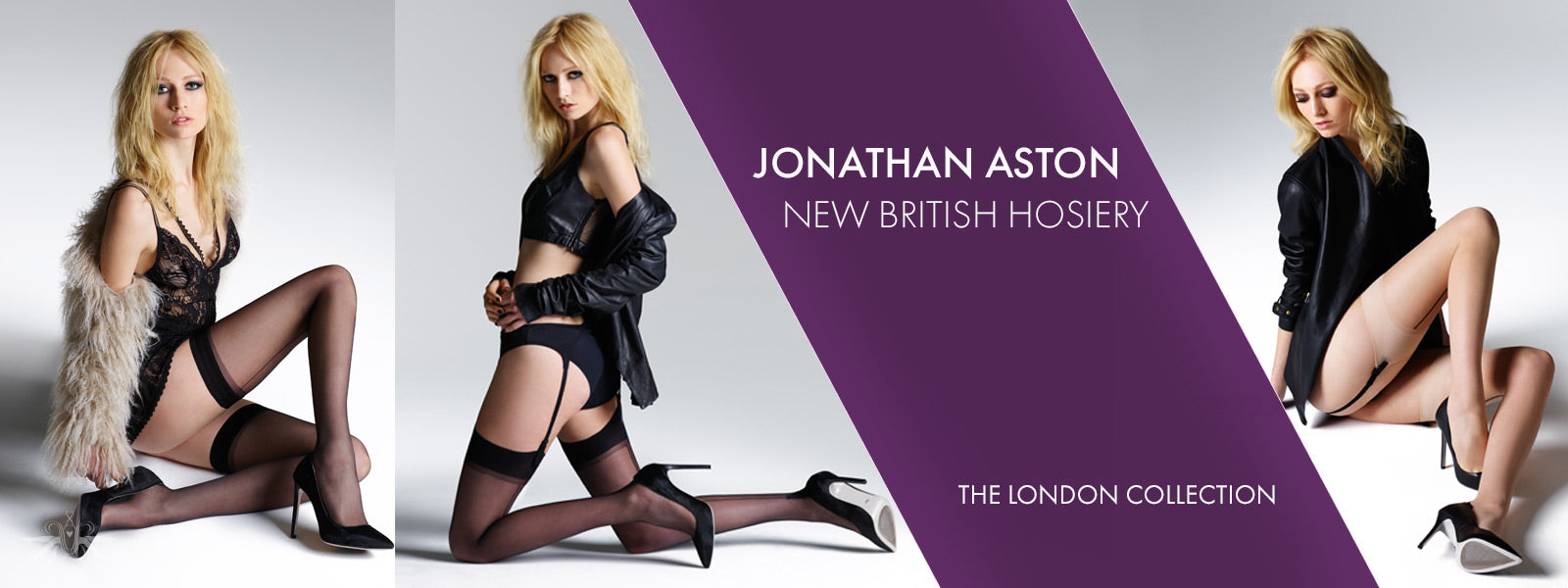 Jonathan Aston Stockings, Hold Ups and Tights from Mayfair Stockings