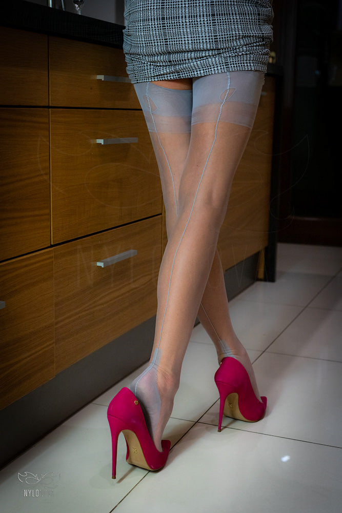 Nylonova at Mayfair Stockings