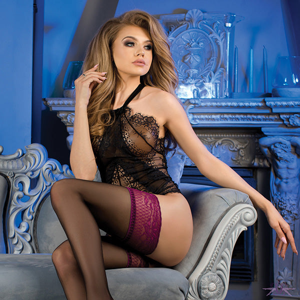 Luxury Collection of Hold Ups from Mayfair Stockings