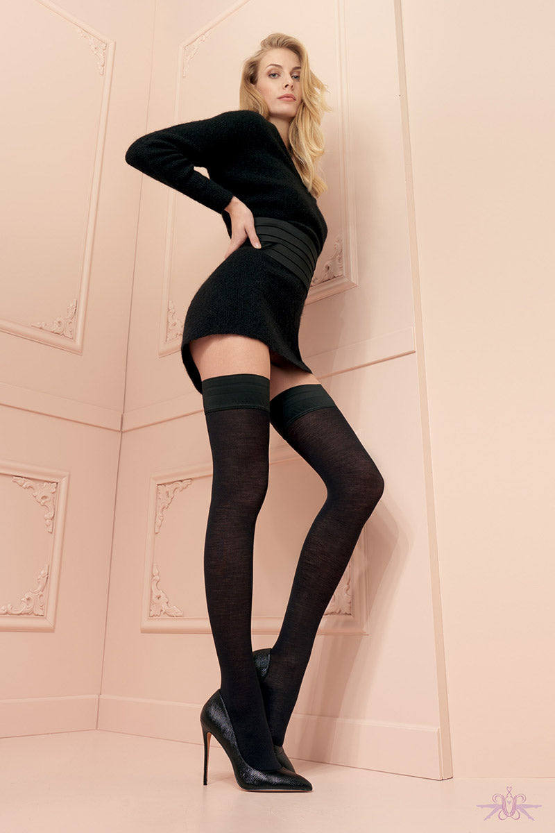 Luxury hold ups from Mayfair Stockings