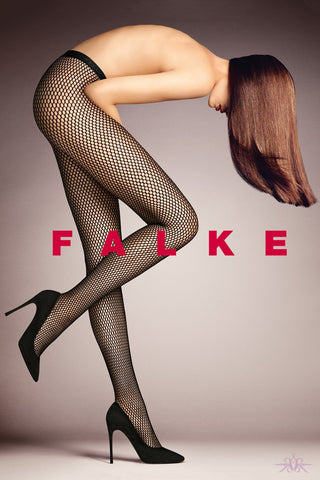 Falke Autumn Basket Fishnet Tights