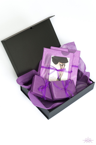 Stockings gift box