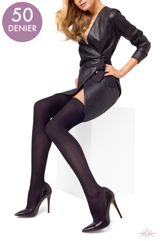 LE BOURGET 50 DENIER HOLD UPS