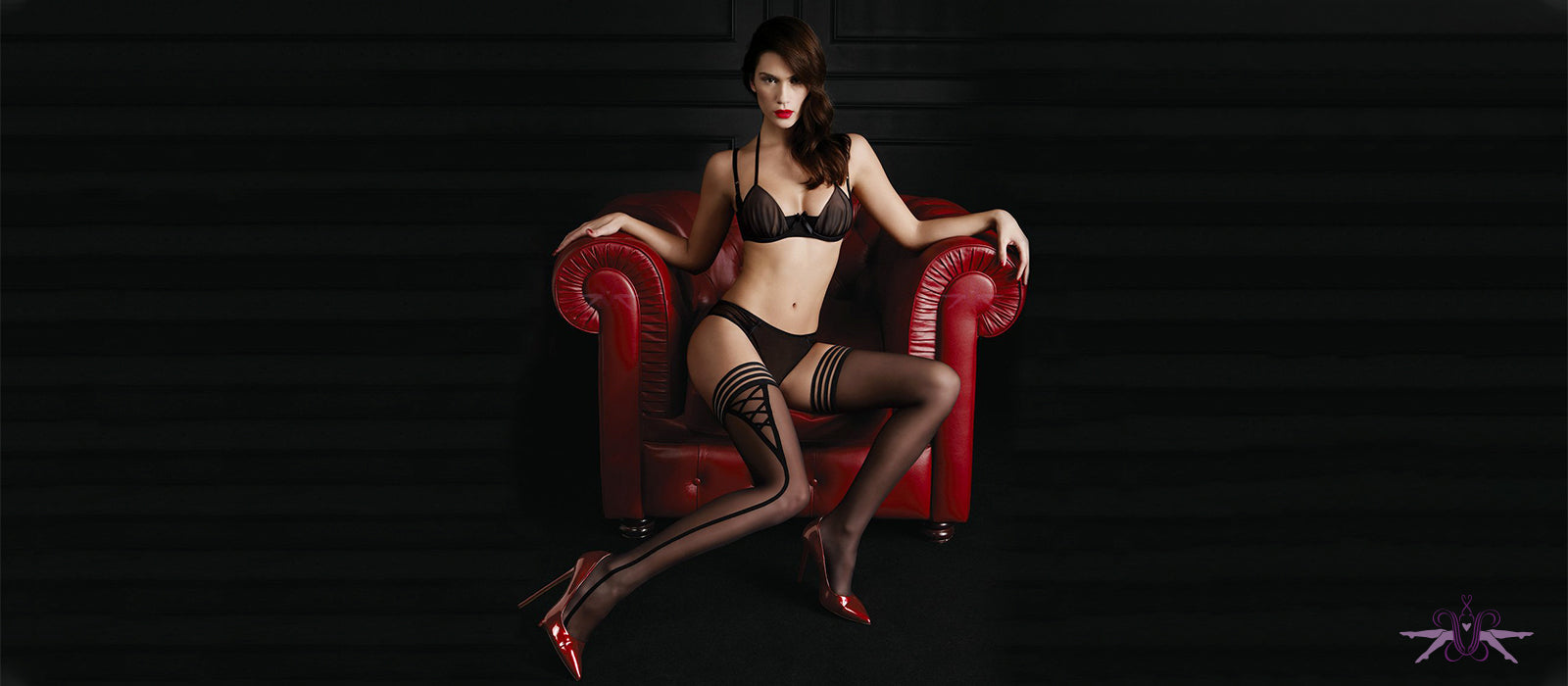 Oroblu stockings, hold ups and tights at Mayfair Stockings