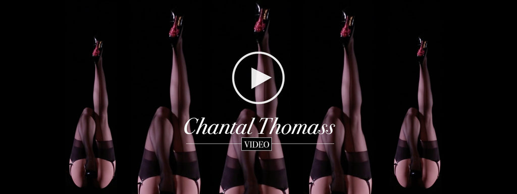 Chantal Thomass Stockings Video at Mayfair Stockings