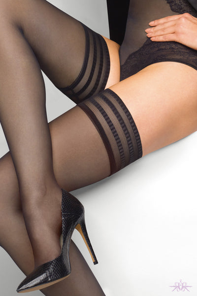 Le Bourget Heritage Perfect Chic 20D Hold Ups - Mayfair Stockings