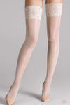 Wolford Satin Touch 20 Stay Ups - Mayfair Stockings