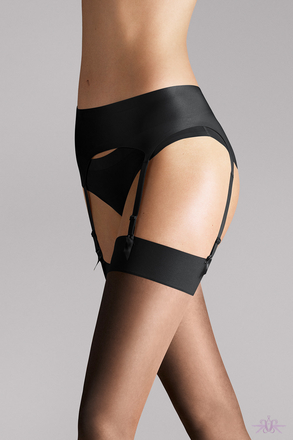 Wolford Satin Stocking Belt