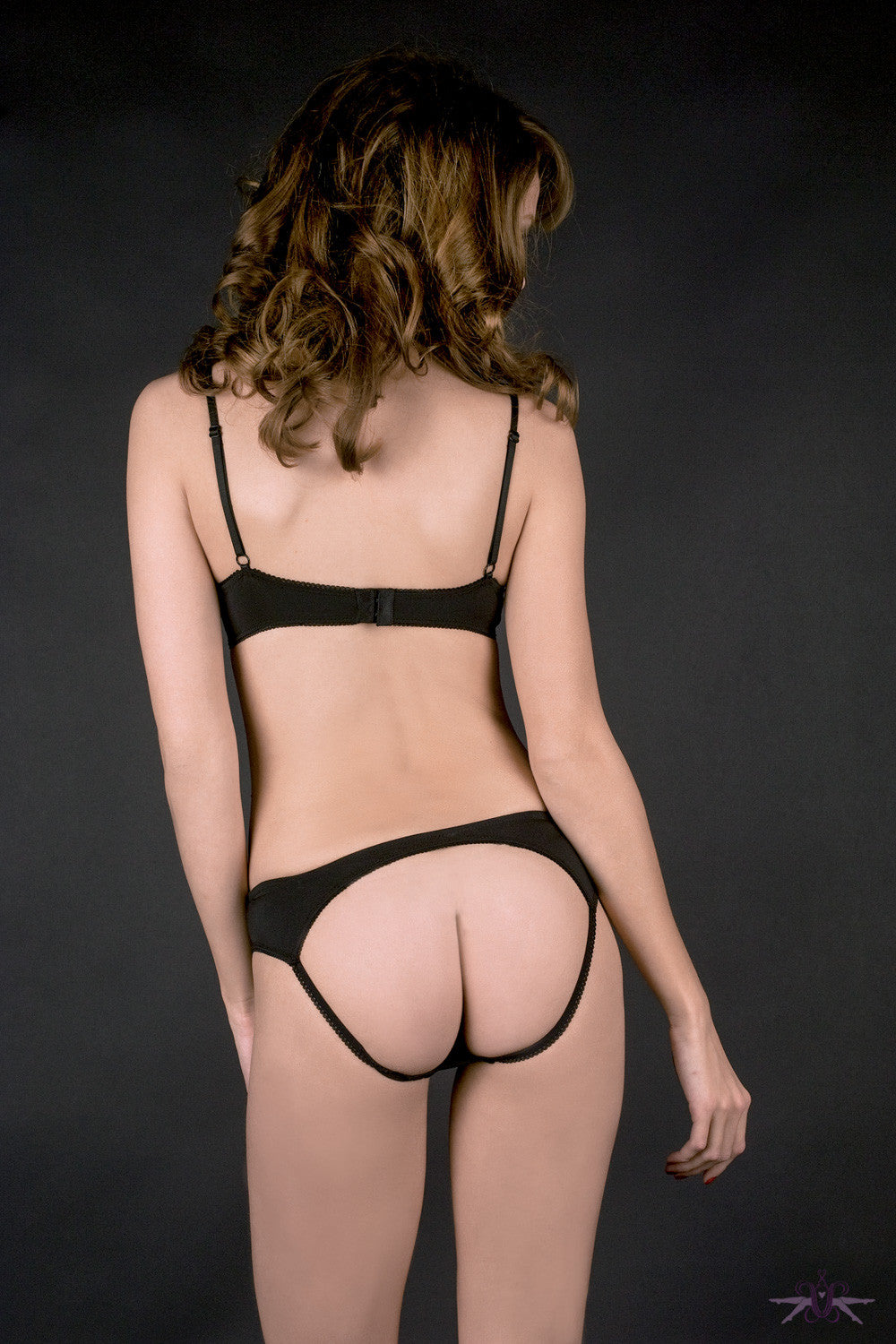 Maison Close Le Petit Secret Naked Shorty - Mayfair Stockings - Maison Close - Lingerie - 1