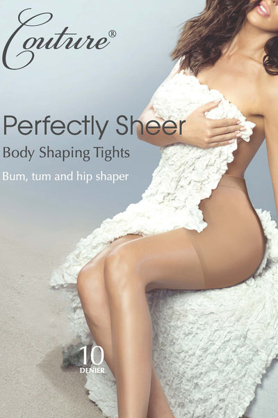 Couture Perfectly Sheer Body Shaping Tight