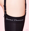 Chantal Thomass 100 Denier Opaque Stockings - Mayfair Stockings