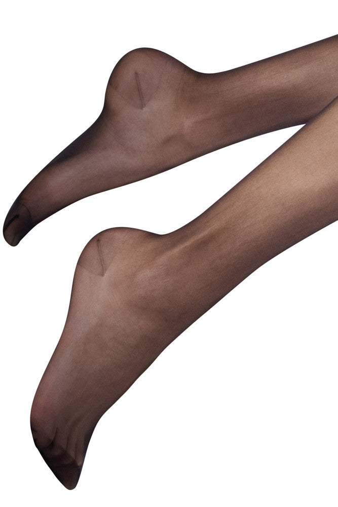 Cervin Rive Gauche 100% Silk Hold Ups - Mayfair Stockings - Cervin - Hold Ups - 3