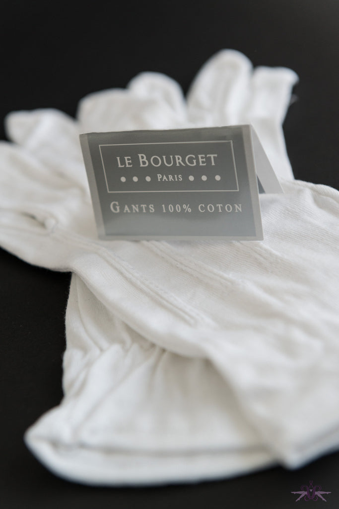 Le Bourget Hosiery Gloves - Mayfair Stockings - Le Bourget - Extras - 2