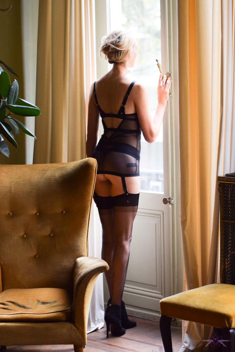 Maison Close Authentique Nylon Stockings