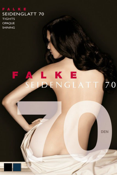Falke Seidenglatt 70 Opaque Tights - Mayfair Stockings