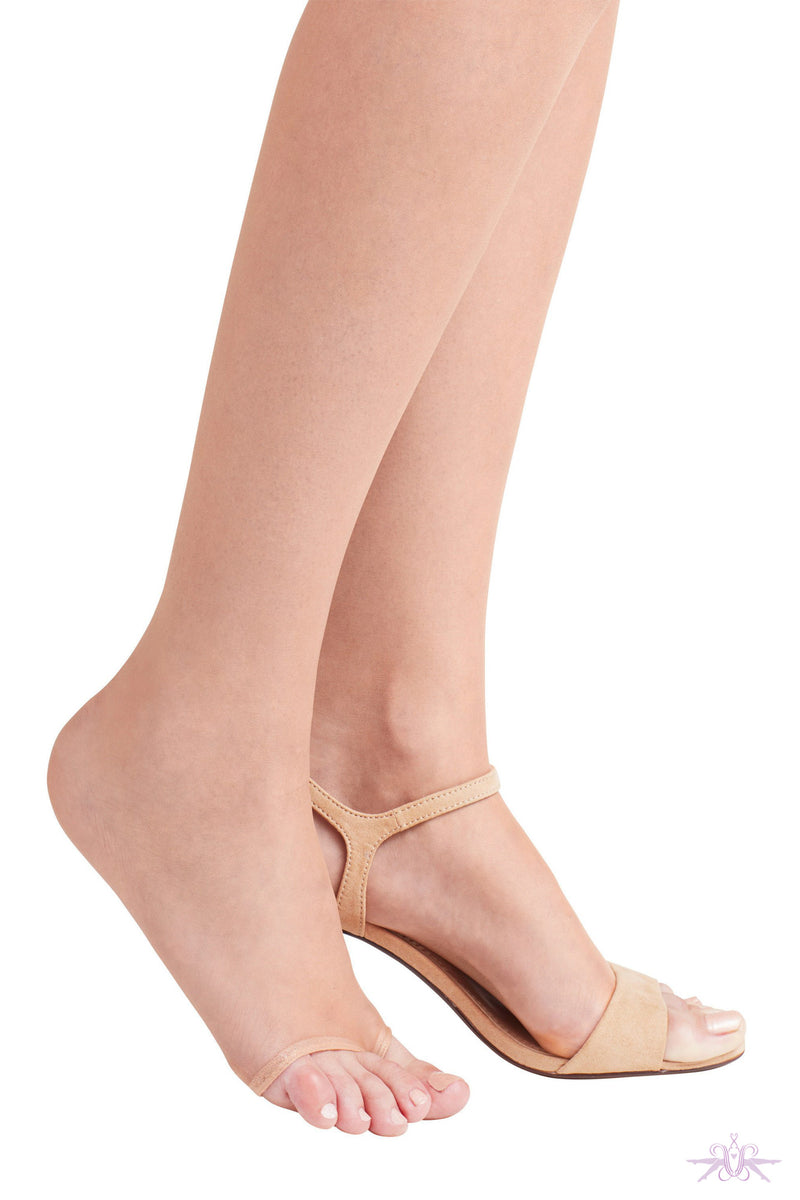 Falke Shelina 12 Toeless Hold Ups