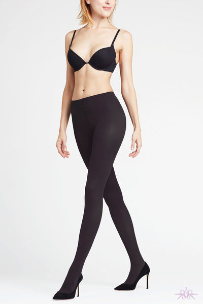Falke Pure Matt 50 Semi Opaque Tights - Mayfair Stockings