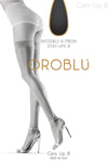 Oroblu Geo Up 8 Hold Ups - Mayfair Stockings