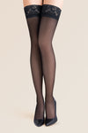 Gabriella Calze 15 Hold Ups - Mayfair Stockings
