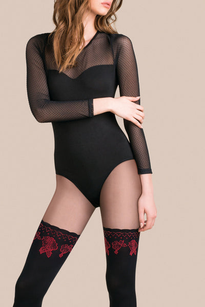 Gabriella Cheryl Tight - Mayfair Stockings