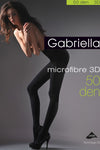 Gabriella Microfibre 50D Opaque Tight - Mayfair Stockings