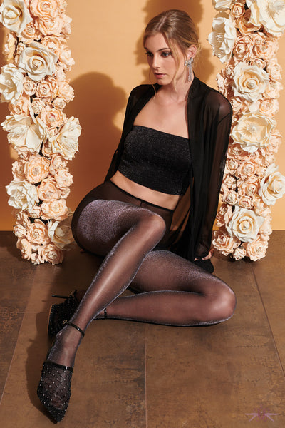 Trasparenze Vlinder Tights - Mayfair Stockings