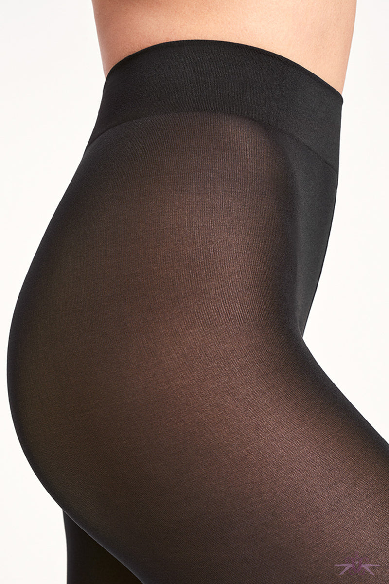 Wolford Velvet De Luxe 66 Comfort Tights NEW - Mayfair Stockings
