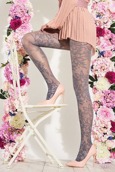 Trasparenze Gentian Tight - Mayfair Stockings