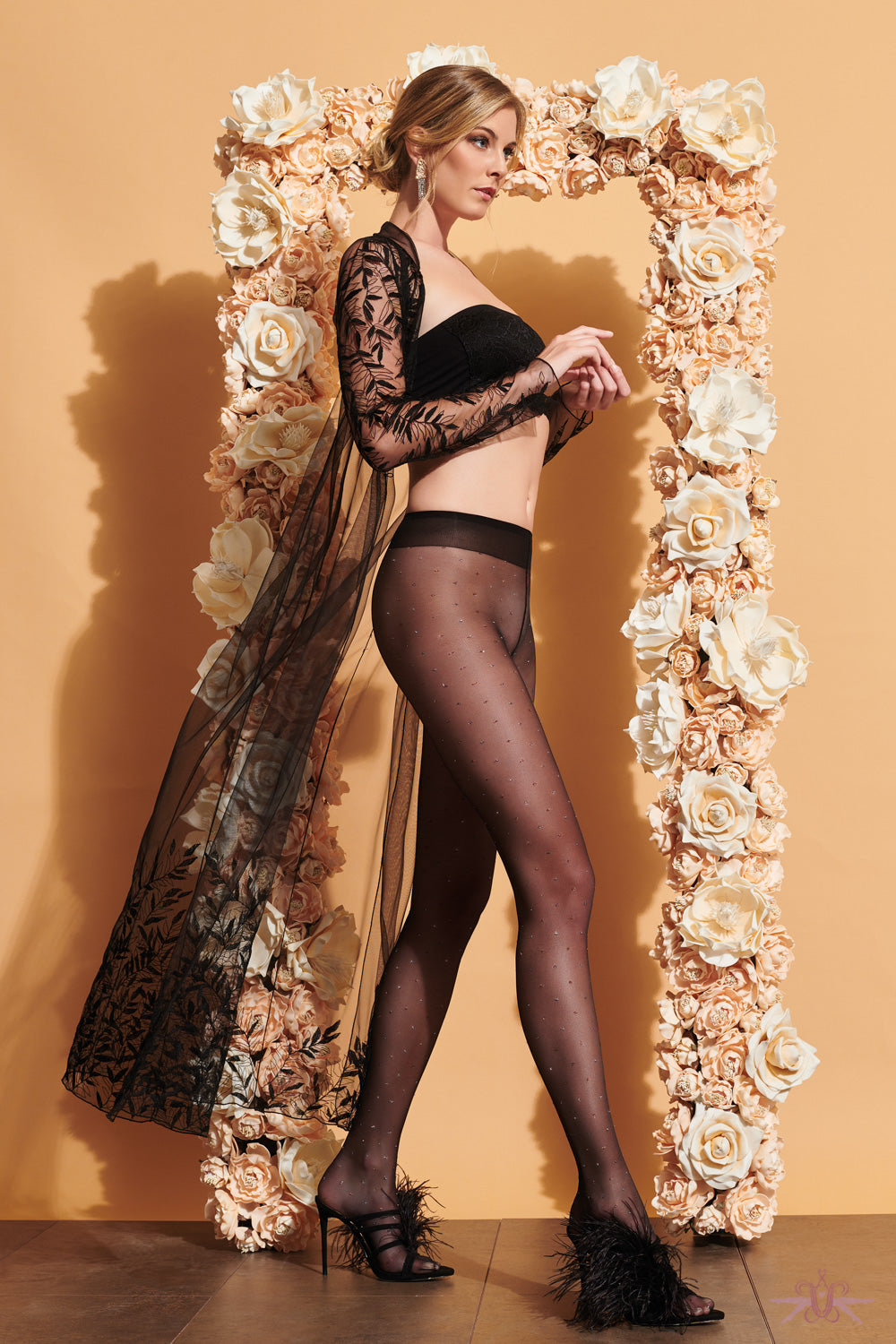Trasparenze Geranium Tight - Mayfair Stockings