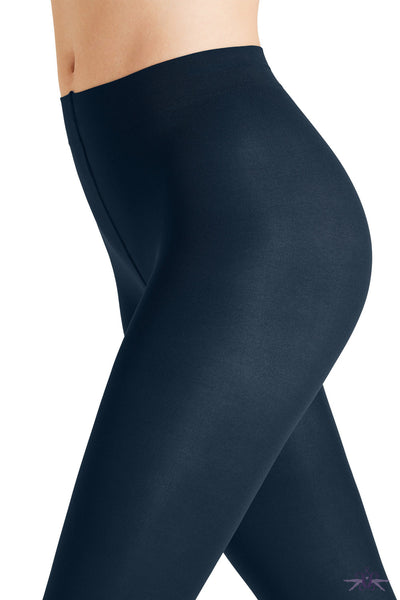 Falke Seidenglatt 40 Opaque Tights - Mayfair Stockings