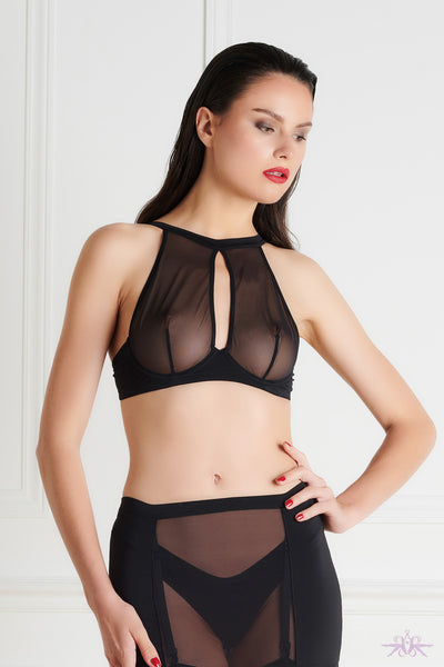 Maison Close Pure Tentation Wire Bra - Mayfair Stockings