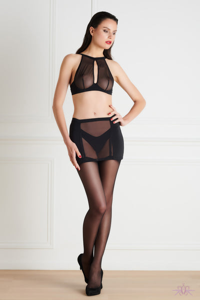 Maison Close Pure Tentation Girdle - Mayfair Stockings