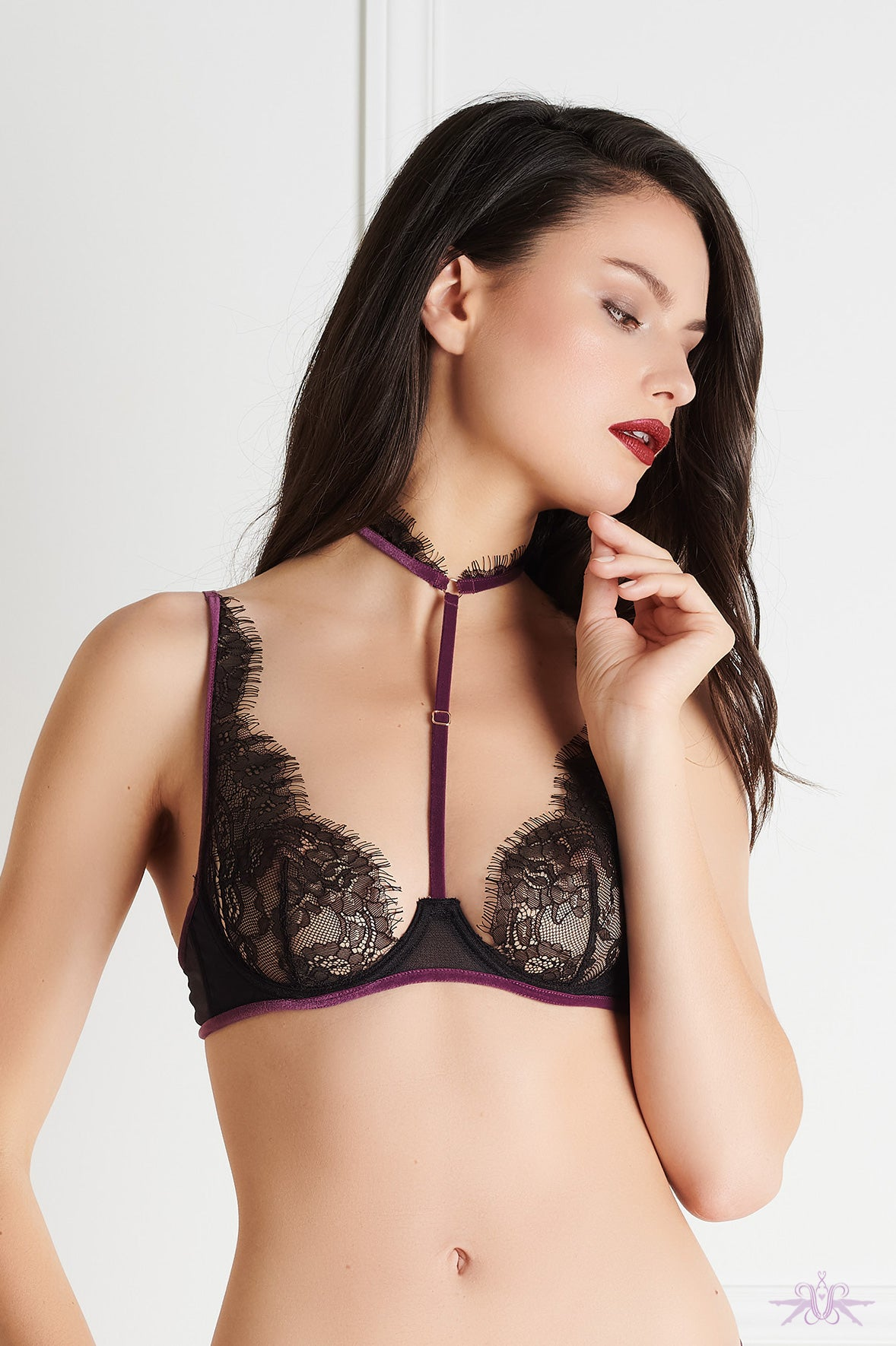Maison Close Coup de Foudre Wire Bra