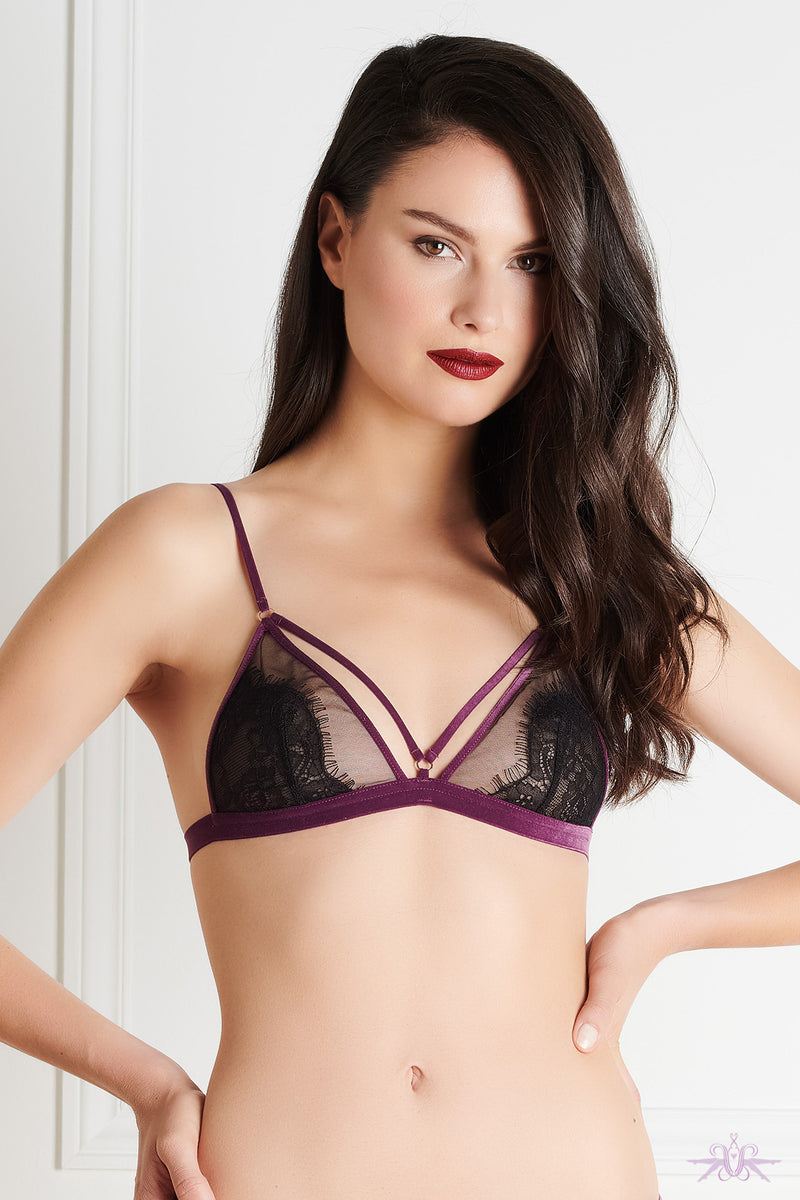 Maison Close Coup de Foudre Triangle Bra