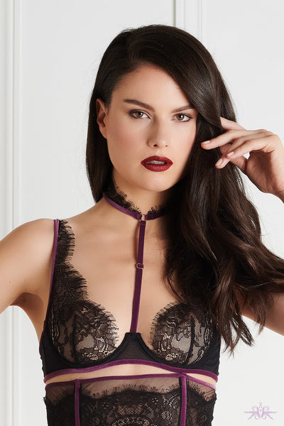 Maison Close Coup de Foudre Wire Bra - Mayfair Stockings