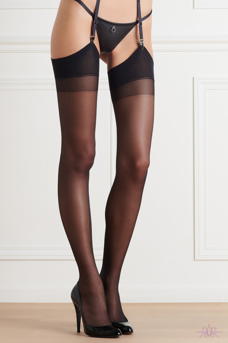 Maison Close Chambre Noire Mini Thong - Mayfair Stockings