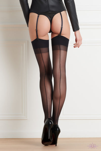 Maison Close Chambre Noire Thong Body - Mayfair Stockings